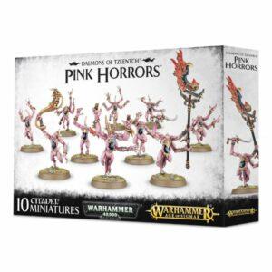Pink Horrors of Tzeentch (97-12)