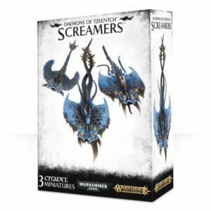 Screamers of tzeentch