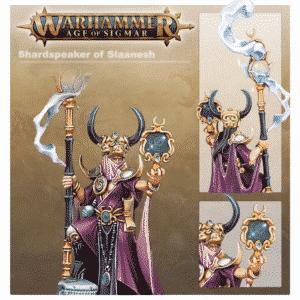 HEDONITES: SHARDSPEAKER OF SLAANESH