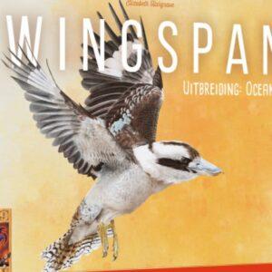 Wingspan uitbreiding: Oceanië – Bordspel