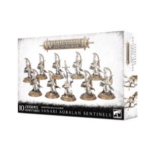 LUMINETH REALM-LORDS: VANARI AURALAN SENTINELS (87-58)