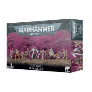 Warhammer 40000 Pox walkers