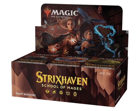 Draft Boosterbox Strixhaven