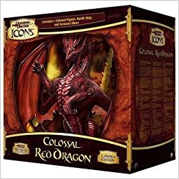 Colossol Red Dragon