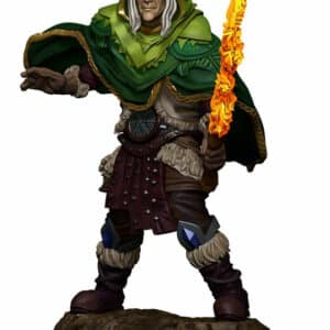 D&D Icons of the Realms Premium Figures: Elf Fighter Male