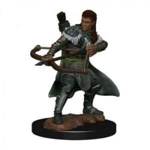 D&D Icons of the Realms: Premium Painted Figure - Human Ranger Male