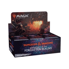 MTG - Adventures in the Forgotten Realms Draft Booster Display