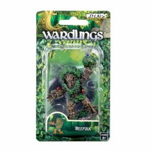 WizKids Wardlings Painted RPG Figures: Tree Folk