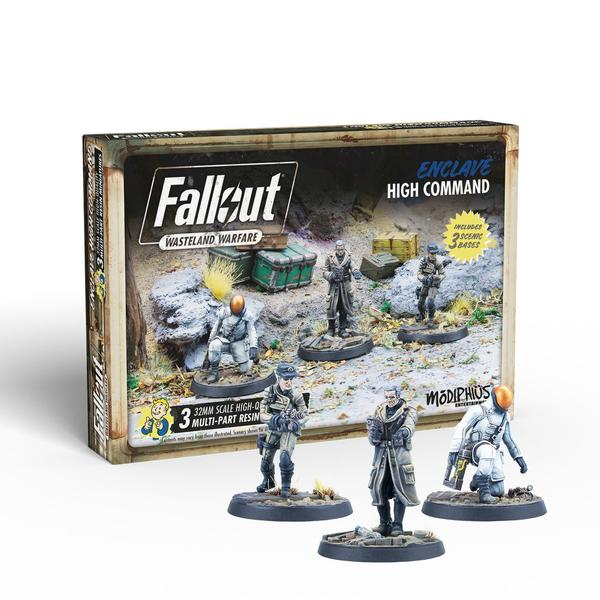 Fallout - Enclave High Command