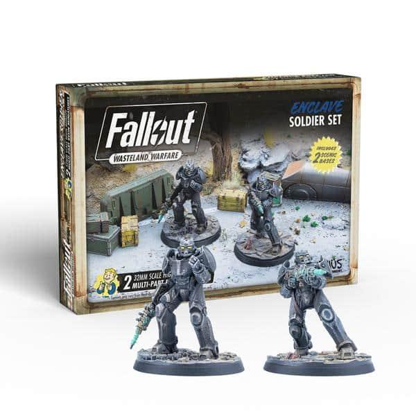 Fallout - Enclave Soldiers
