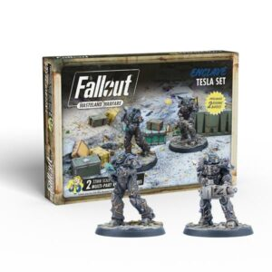 Fallout - Tesla Troopers