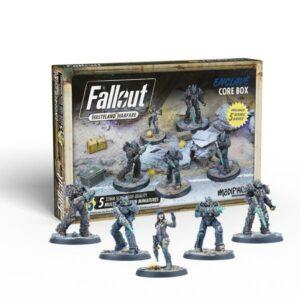 Fallout - Wasteland Warfare - Enclave Core Box