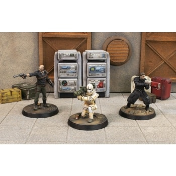 Fallout: Wasteland Warfare - Institute: Covert Operations