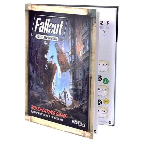 Fallout: Wasteland Warfare - Expansion Book