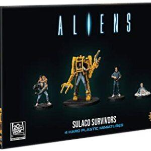 Aliens - Sulaco Survivors
