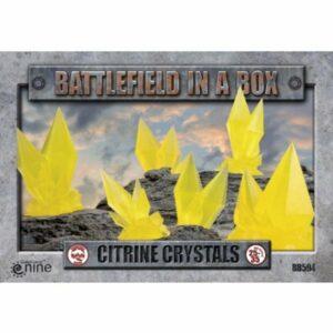 BIAB - Citrine Crystals