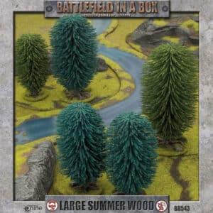 BIAB - Large Summer Wood