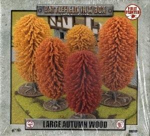 BIAB - Large Autumn Wood