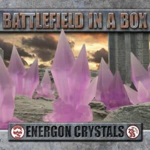 Battlefield In A Box - Energon Crystals - Purple