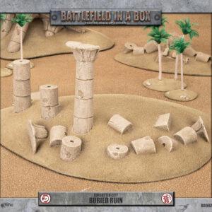 Battlefield In A Box - Forgotten City - Buried Ruin