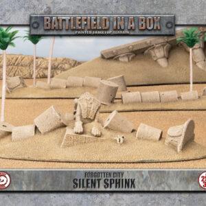 Battlefield In A Box - Forgotten City - Silent Sphinx