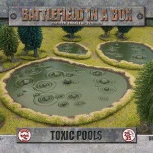 Battlefield in a Box - Toxic Pools