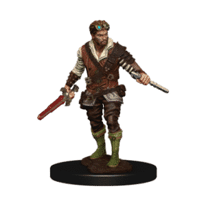 D&D Icons of the Realms - Premium Painted Figure - Human Rogue Male