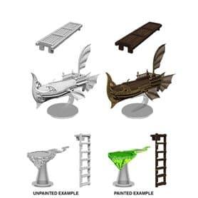 D&D Nolzur's Marvelous Miniatures - Skycoach
