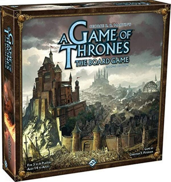 FFG - A Game of Thrones Boardgame 2nd Edition