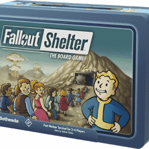 FFG - Fallout Shelter - The Board Game
