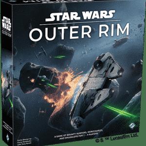 FFG - Star Wars - Outer Rim