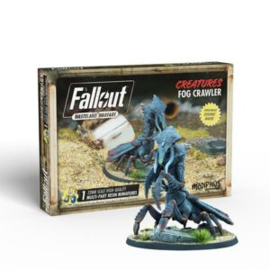 Fallout: Wasteland Warfare - Wasteland Creatures: Fog Crawler
