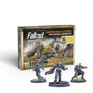 Fallout: Wasteland Warfare - Brotherhood of Steel: Elder Maxson & Captain Kells