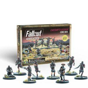 Fallout - Wasteland Warfare - Caeser's Legion - Core Box