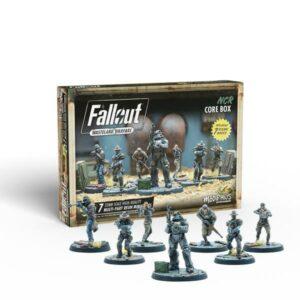 Fallout - Wasteland Warfare - NCR Core Box