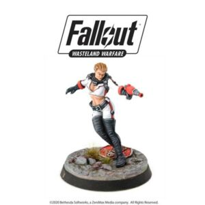 Fallout Wasteland Warfare - Nuka Girl