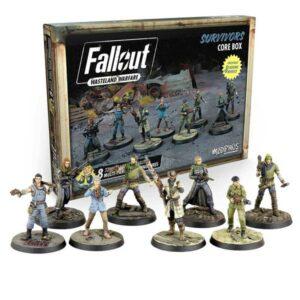 Fallout Wasteland Warfare - Survivors Core Box