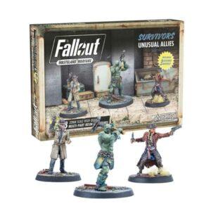 Fallout: Wasteland Warfare - Survivors: Unusual Allies