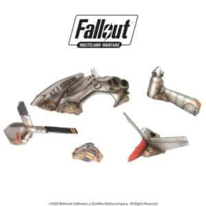 Fallout - Wasteland Warfare - Terrain Expansion - Crashed Vertibird