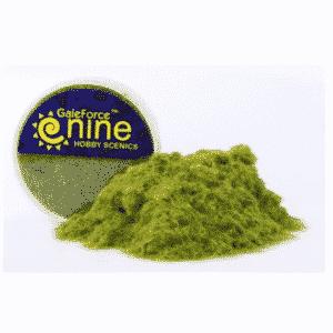GF9 - Hobby Round: Green Static Grass