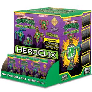 HeroClix - Teenage Mutant Ninja Turtles