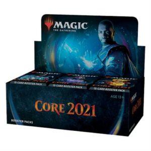 MTG - Core set 2021 - booster box