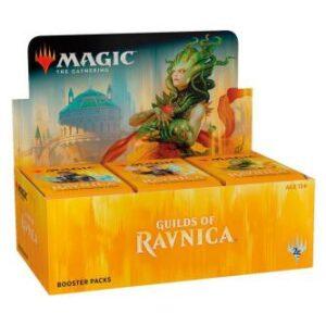 MTG - Guilds of Ravnica - booster box