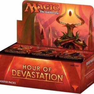 MTG - Hour of Devastation - Booster Box