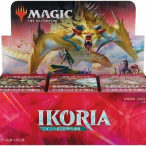 MTG - Ikoria lair of behemoths - Booster Box - Japanese