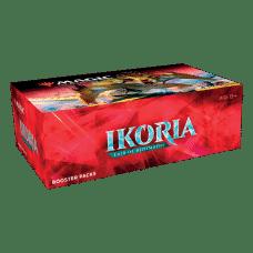 MTG - Ikoria lair of behemoths - booster box