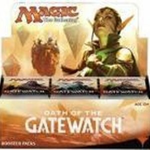 MTG - Oath of the gatewatch - booster box