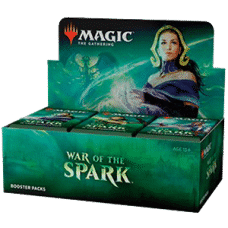 MTG - War of the spark - booster box