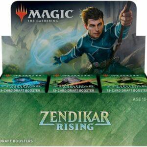 MTG - Zendikar rising - Booster Box