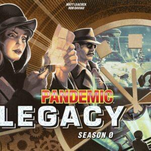 Pandemic Season 0